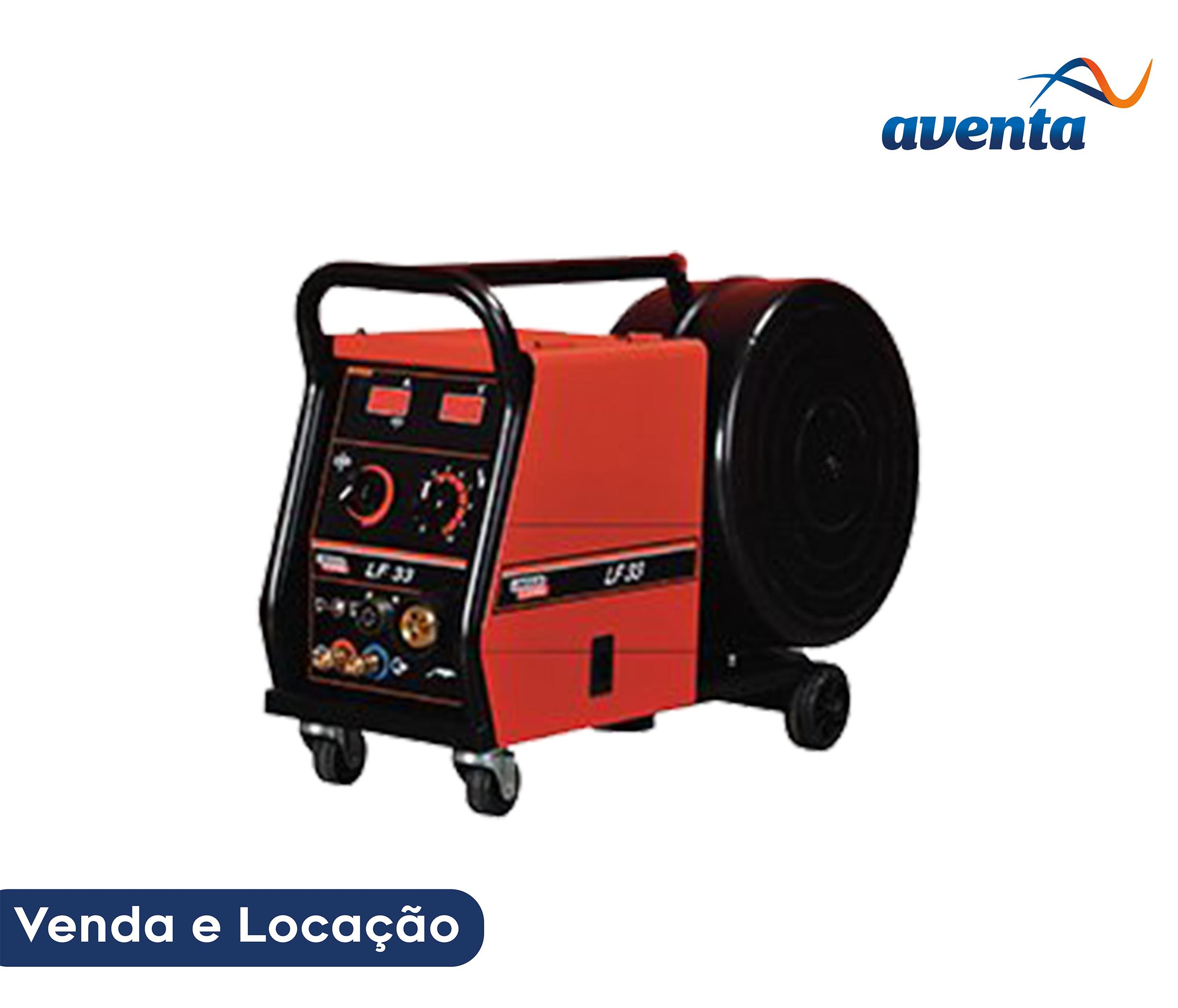 LF33 Lincoln Alimentador de Arame