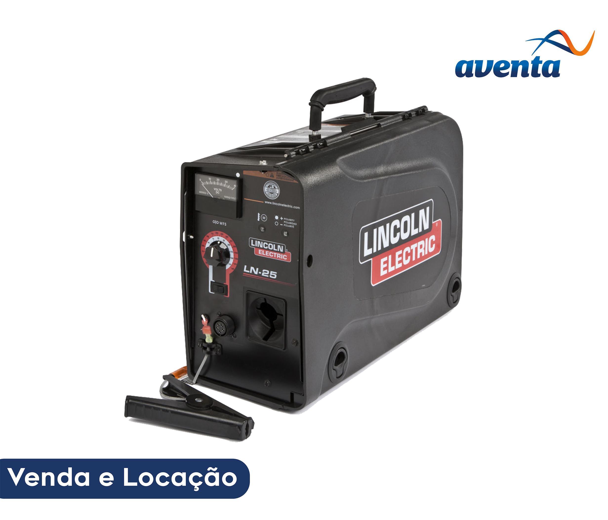 LN25 Lincoln Alimentador de Arame