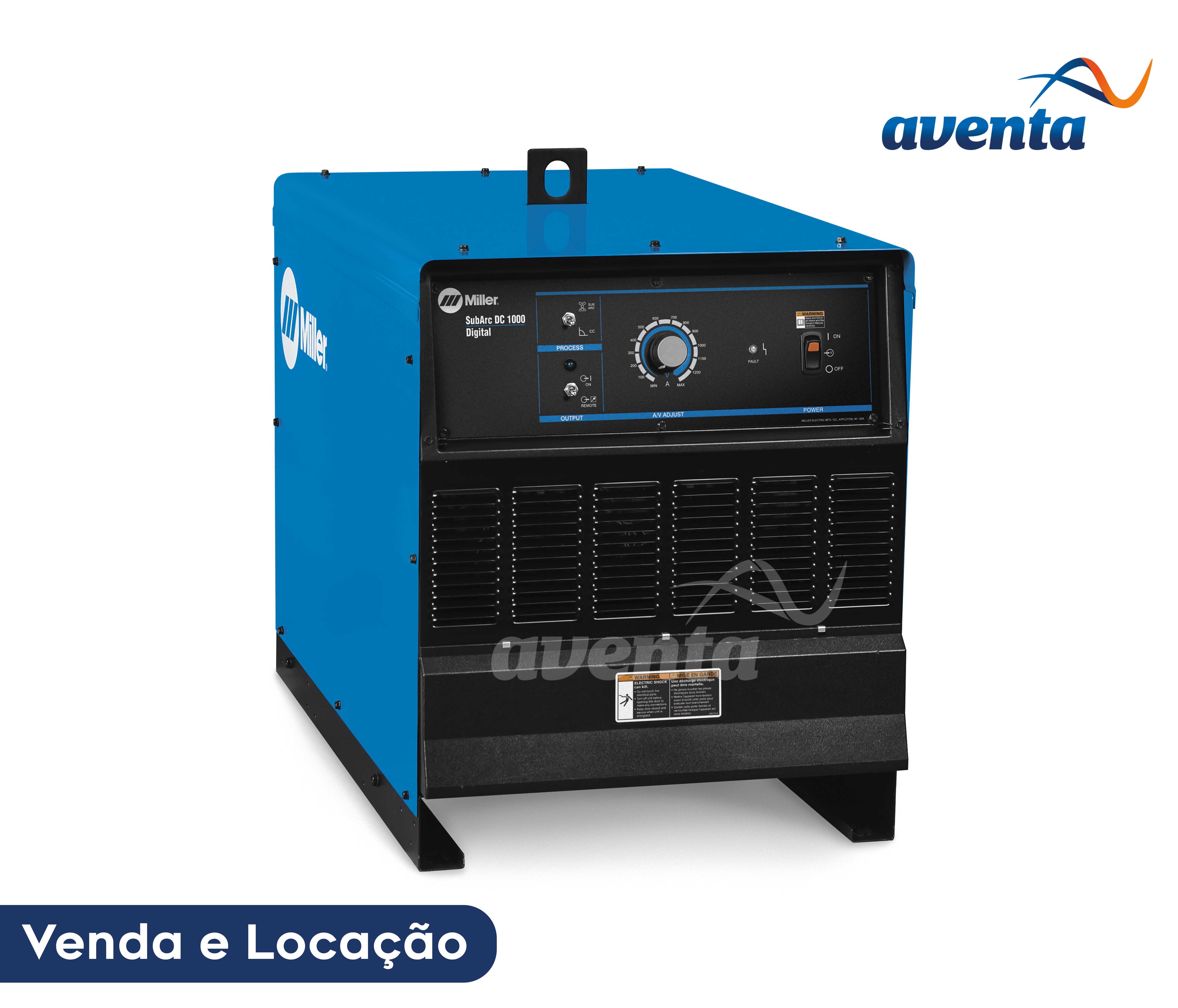 SubArc 1000 DC Miller