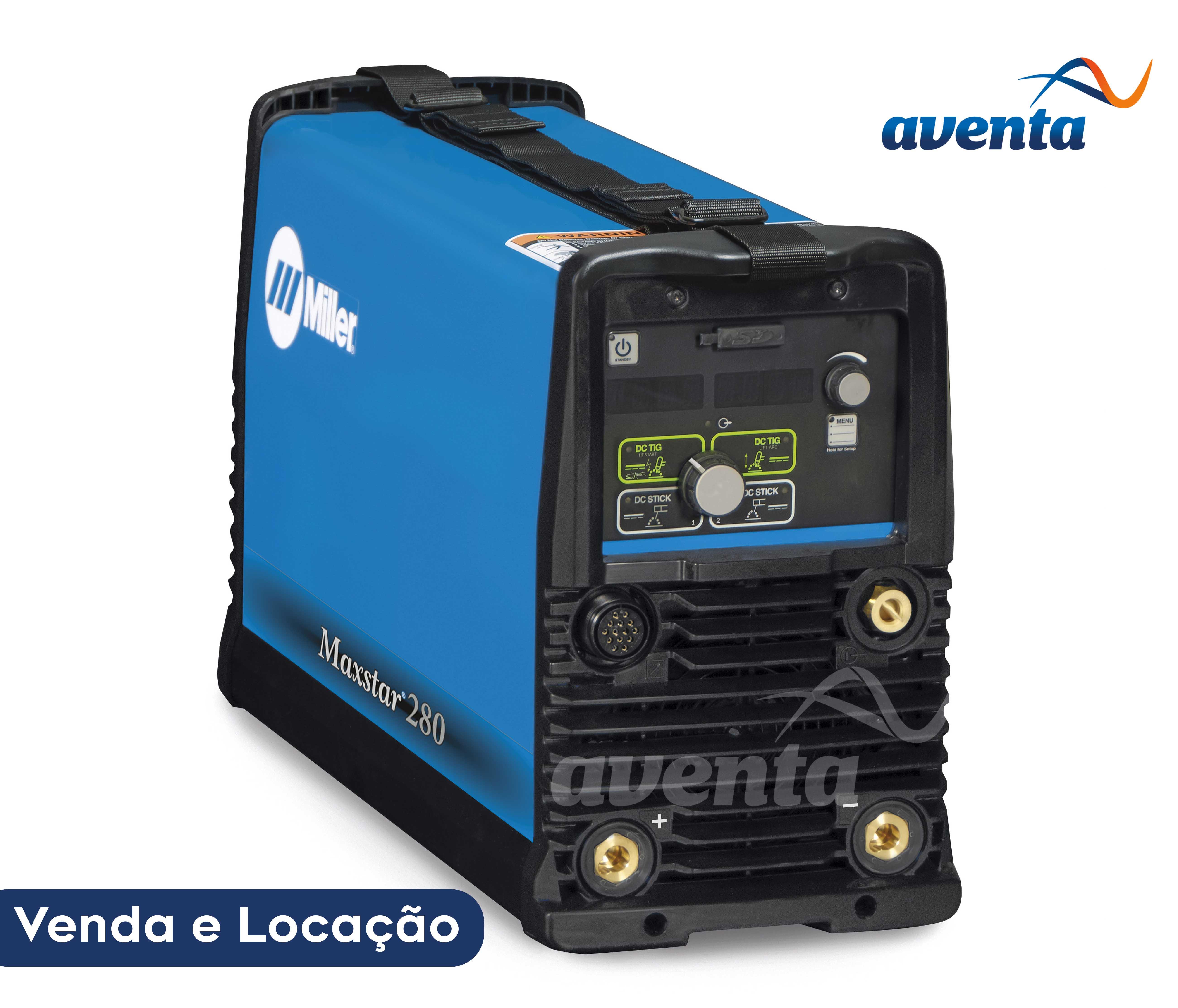 TIG Maxstar 280 Miller Aventa