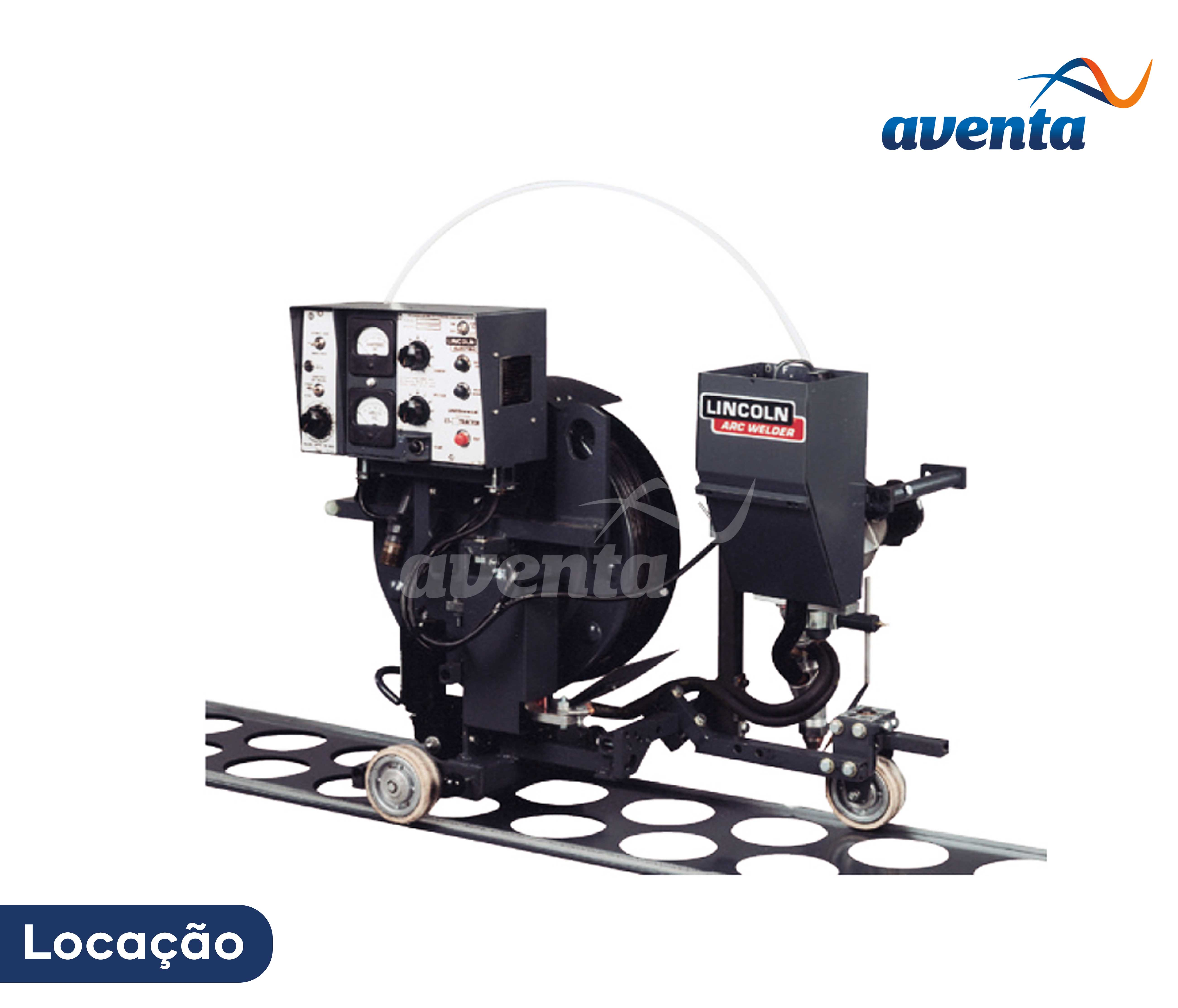 Trator LT 7 Arco Submerso