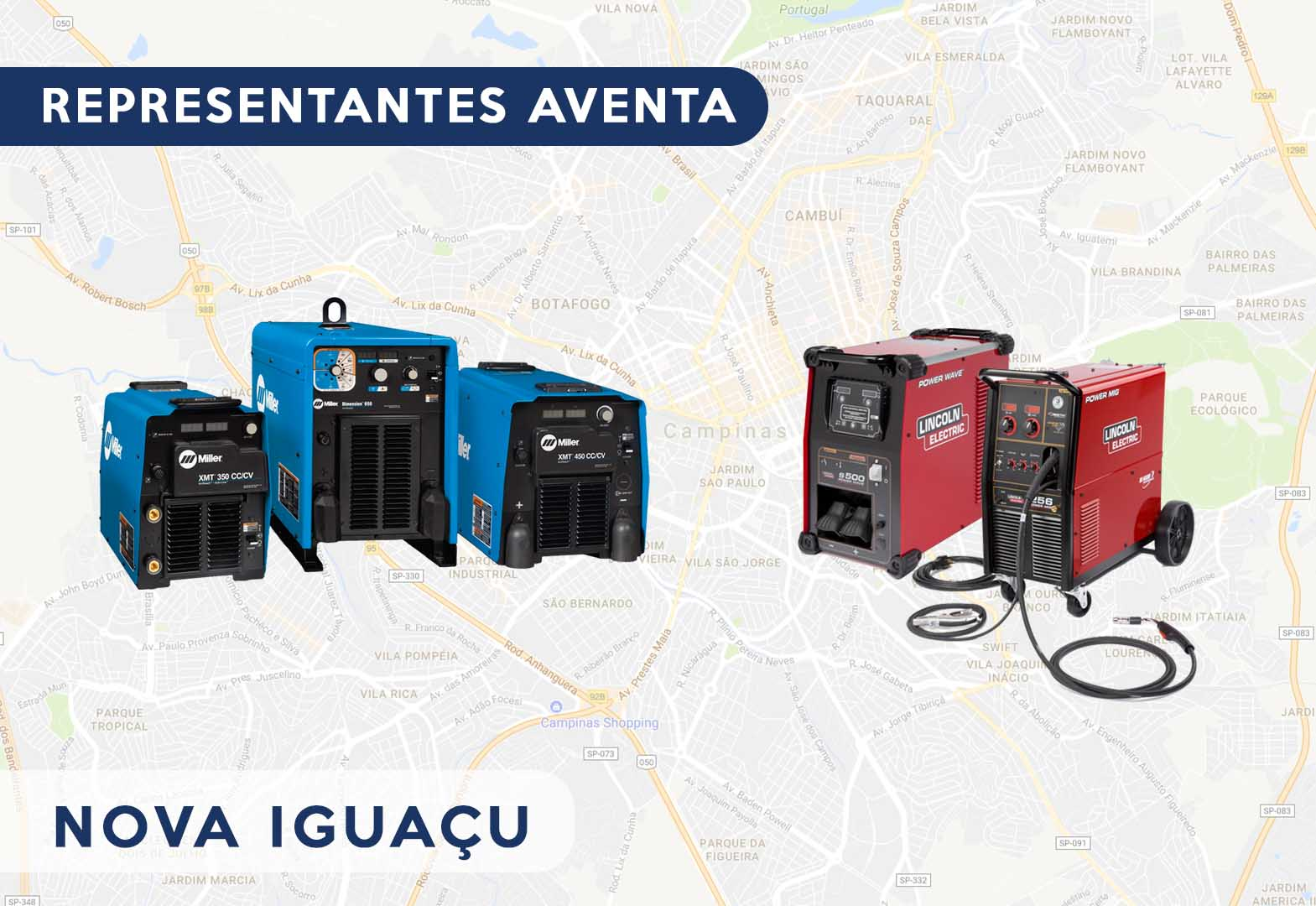 maquina solda nova iguacu