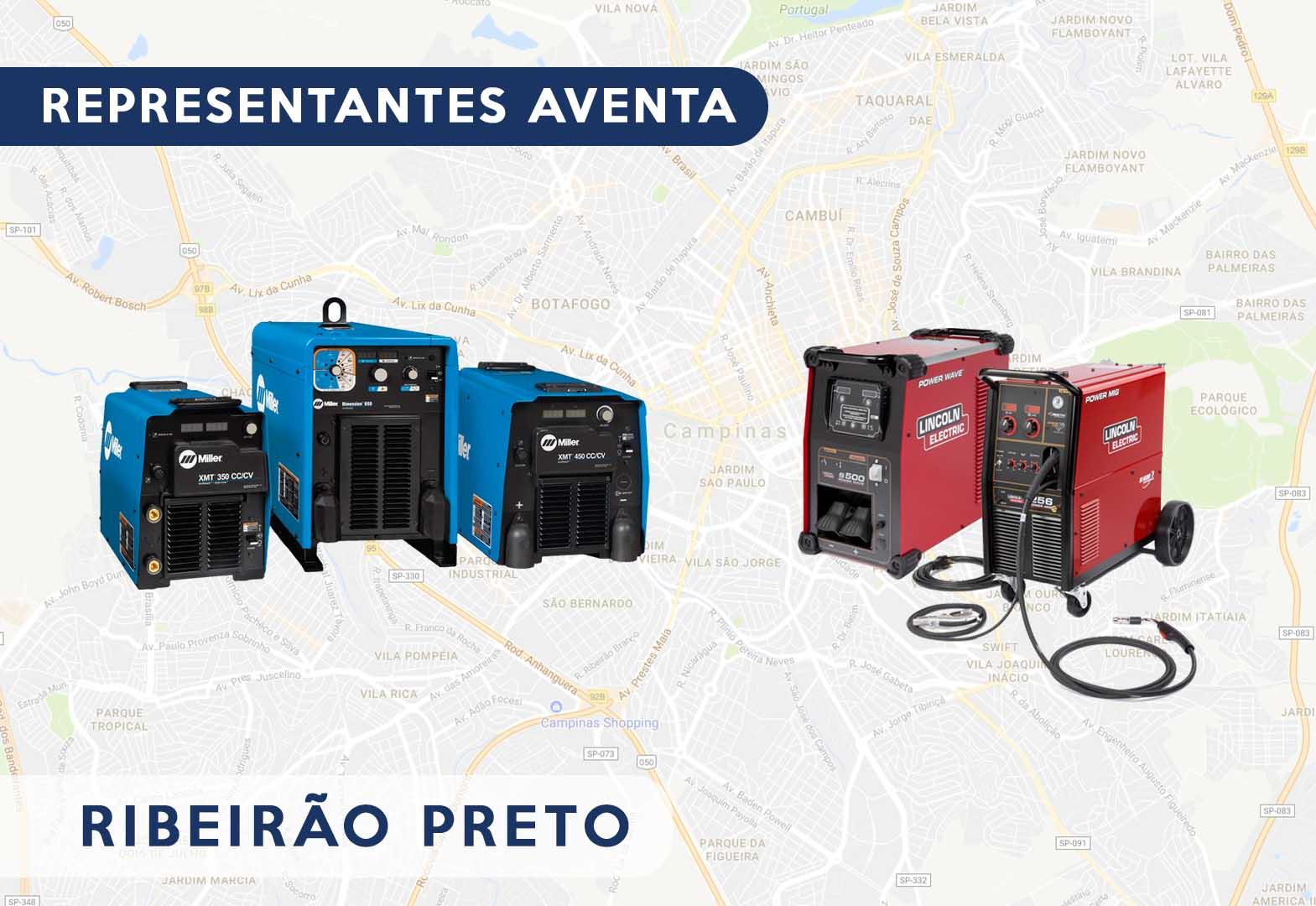 Solda Ribeirão Preto Aventa